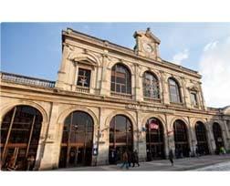 Taxi navette Lille pour les transferts vers les gare Lille Flandres